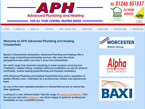 APH Advanced Heating & Plumbing